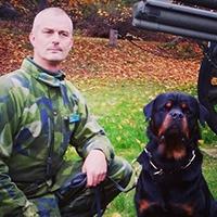 Johan Sjöholm & Ceasar